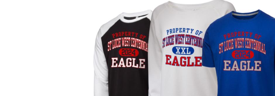 st lucie west Centennial High school fan gear!
