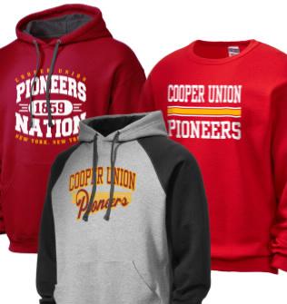 Cooper Union Mascot