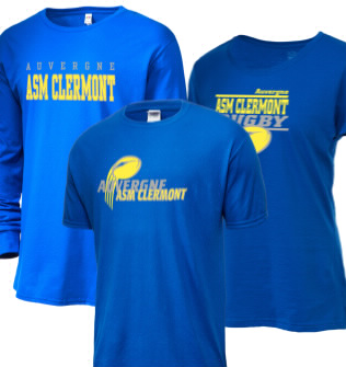 ASM Clermont Auvergne ASM Clermont Apparel Store | Prep Sportswear