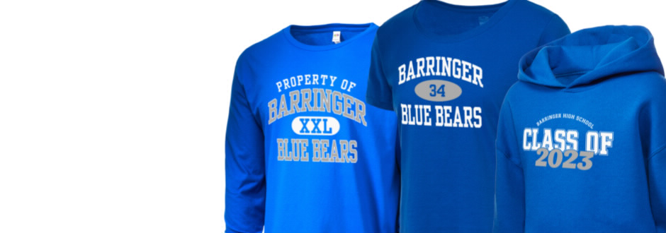 Language In 45 And 47 Stella Street: Barringer High School Apparel Store