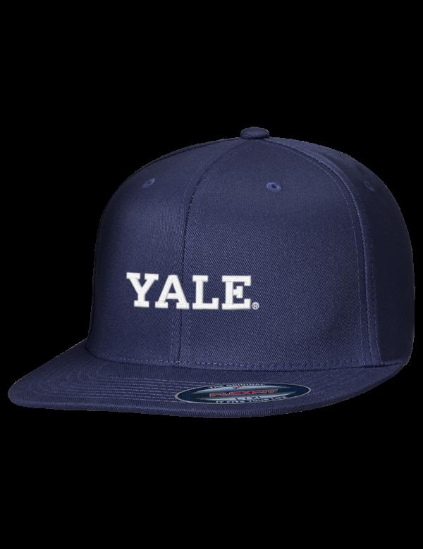 93304b6550530 Yale University Bulldogs Embroidered Flexfit® Pro-Baseball On-Field Cap
