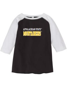 Appalachian State University Mountaineers Baby Clothing Prep