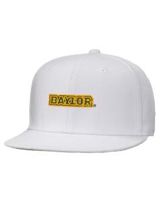 loadanim Baylor University Bears Embroidered Wool Blend Flat Bill Pro-Style  Snapback Cap 8fe22c8693ba