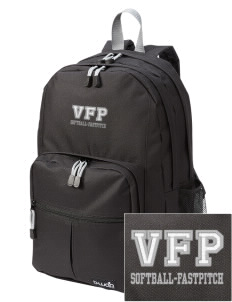 """Carlyle Vipers Vipers Fastpitch Fastpitch Embroidered 18"""" Territory Backpack"""
