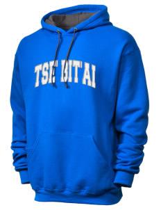 Tse\' Bit\'ai Middle School Warriors Men\'s Sweatshirts - Applique ...