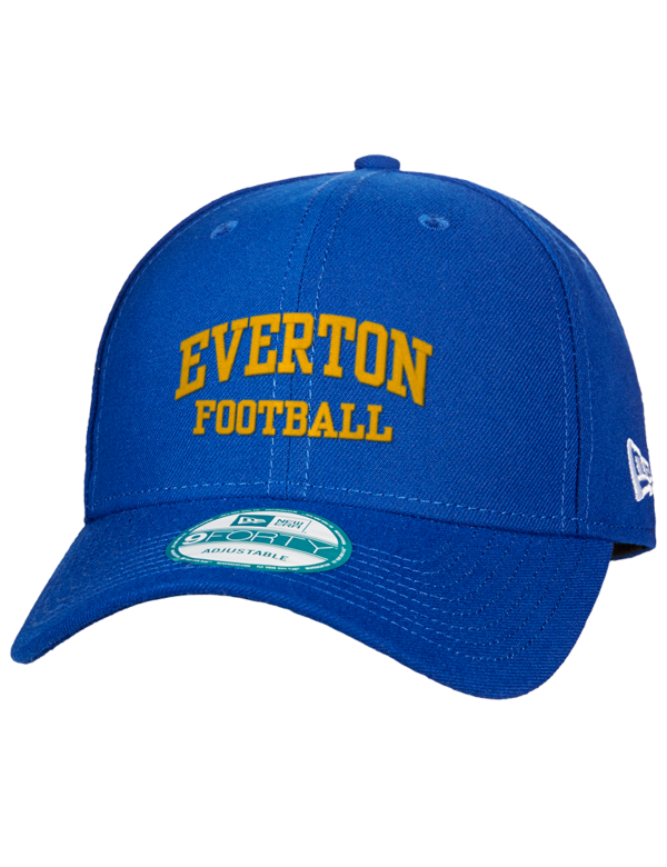 0f261c180 Everton Embroidered New Era 9FORTY® Youth Adjustable Cap