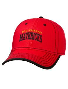 31115f88a Mid-Missouri Mavericks Baseball Hats - Adjustable Caps