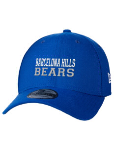f50a5097363 ... real loadanim barcelona hills elementary school bears embroidered new  era 39thirty stretch fit cap 965b4 25972