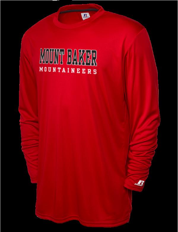 Mount Baker High School Mountaineers Russell Athletic Men ...