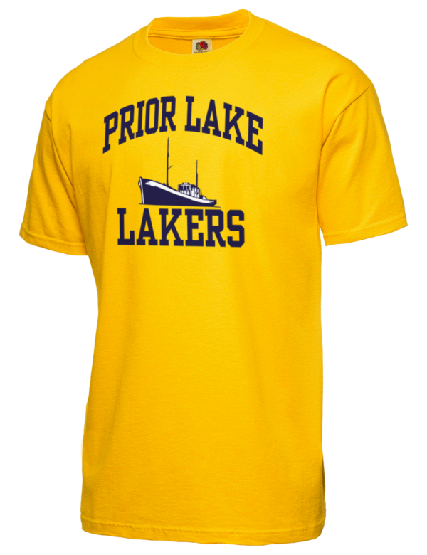 Prior lake high school lakers fruit of the loom men 39 s 5oz for T shirts and more prior lake mn