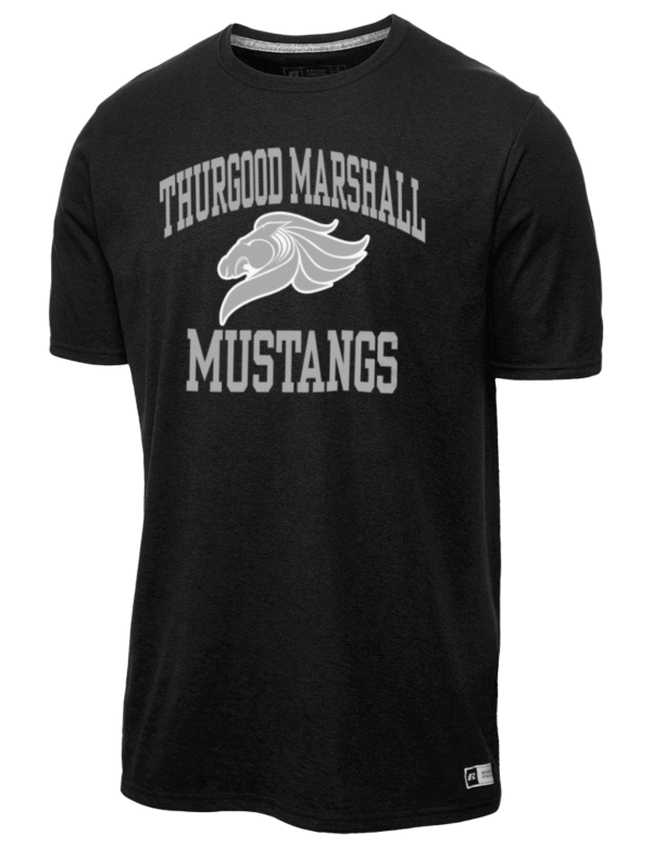 Thurgood Marshall Elementary School Mustangs Russell Clothing