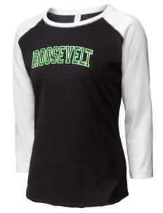 Roosevelt High School Rough Riders Women s T-Shirts - Long Sleeve ... 785b71332