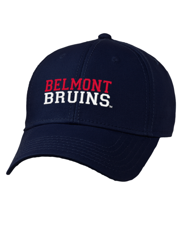 Belmont university bruins embroidered superior cotton