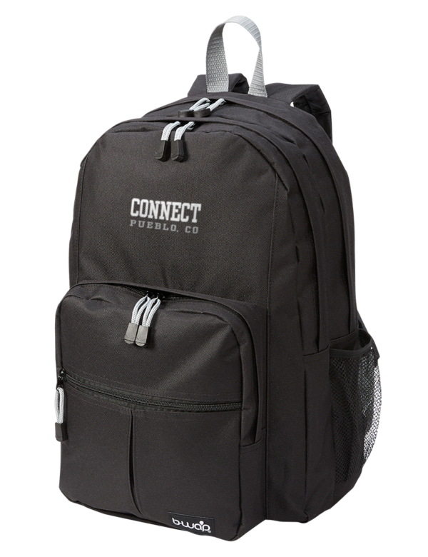 Connect School Pueblo Co Backpacks Prep Sportswear