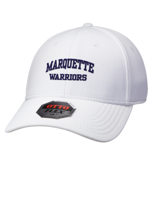 the best attitude 5f20f f66e6 ... cheap marquette warriors warriors hats stretch fit caps prep sportwear  214fe df9d7