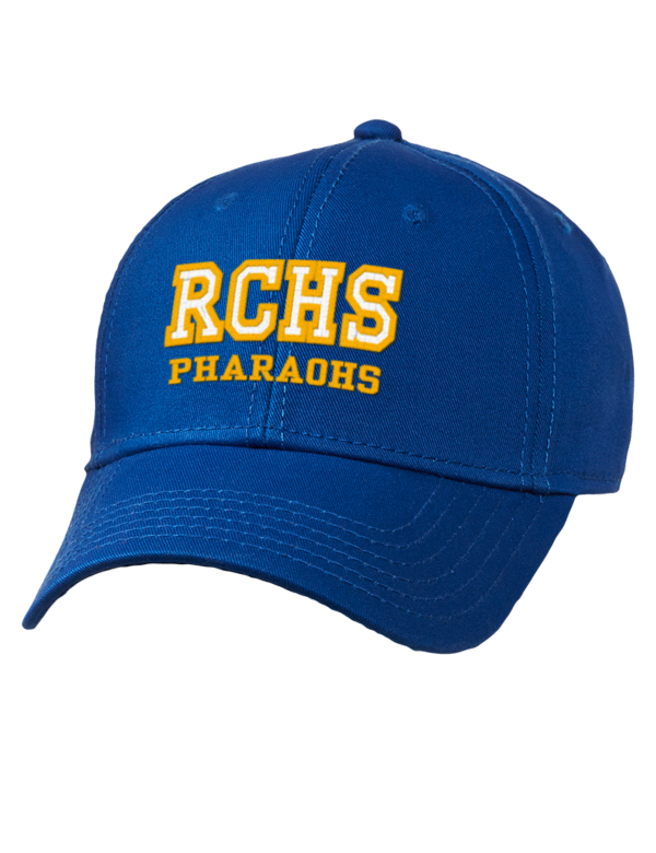 Richmond community high school pharaohs embroidered
