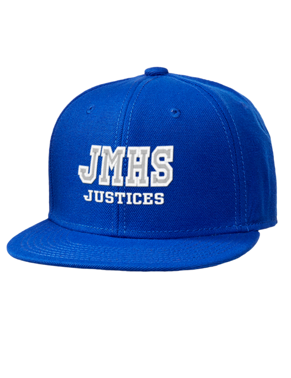 John marshall high school justices embroidered wool blend