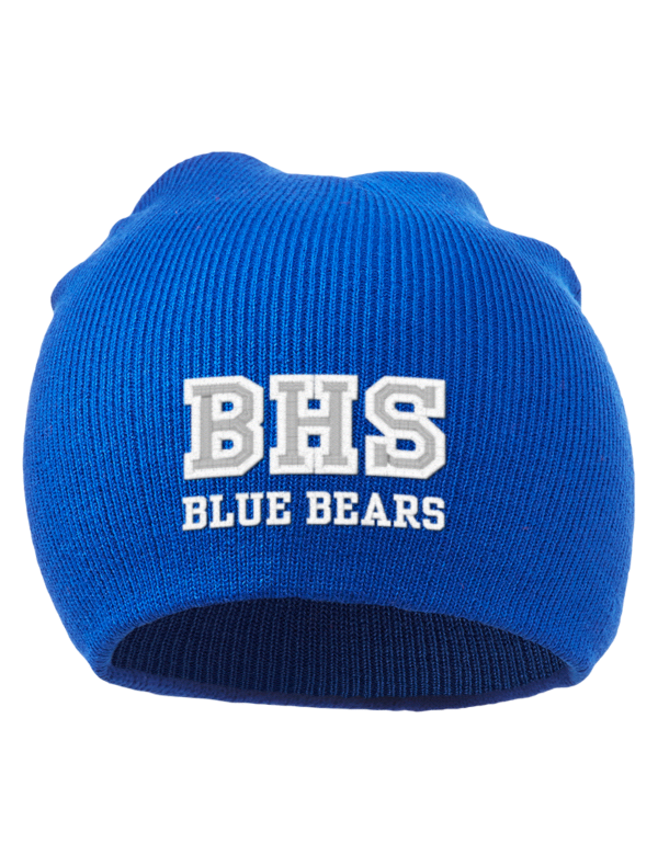 Language In 45 And 47 Stella Street: Barringer High School Blue Bears Hats