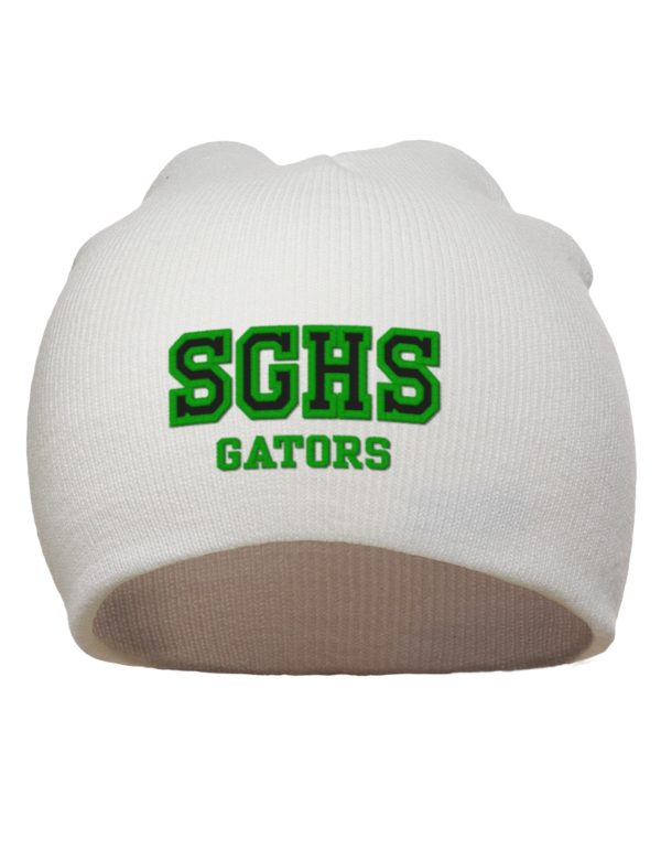 Saint gertrude high school gators embroidered acrylic