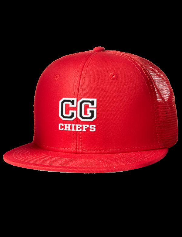 bccba9aa64f Cardinal Gibbons High School Chiefs  Flat Bills
