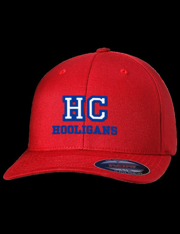 586dd54af4c Hart Business College Hooligans Hats - Stretch Fit Caps