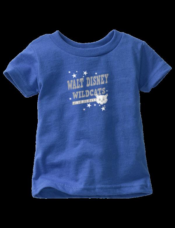 Walt Disney Elementary School Wildcats Baby Clothing Prep Sportwear
