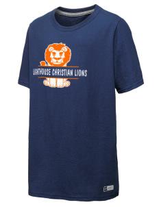 cf8f1c7e2 Gambar Lighthouse Christian School Lions Boy Shirts Prep Sportswear ...