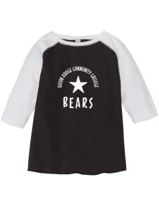 Baton Rouge Community College Bears Baby Clothing Prep Sportswear
