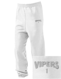 Carlyle Vipers Vipers Fastpitch Fastpitch Embroidered Youth Sweatpants