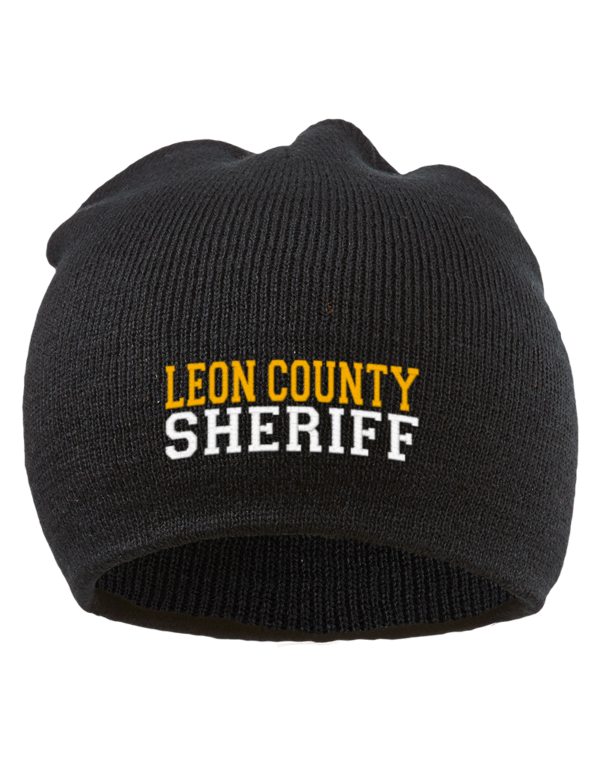 Leon County Sheriff's Office Sheriff Hats - Beanies