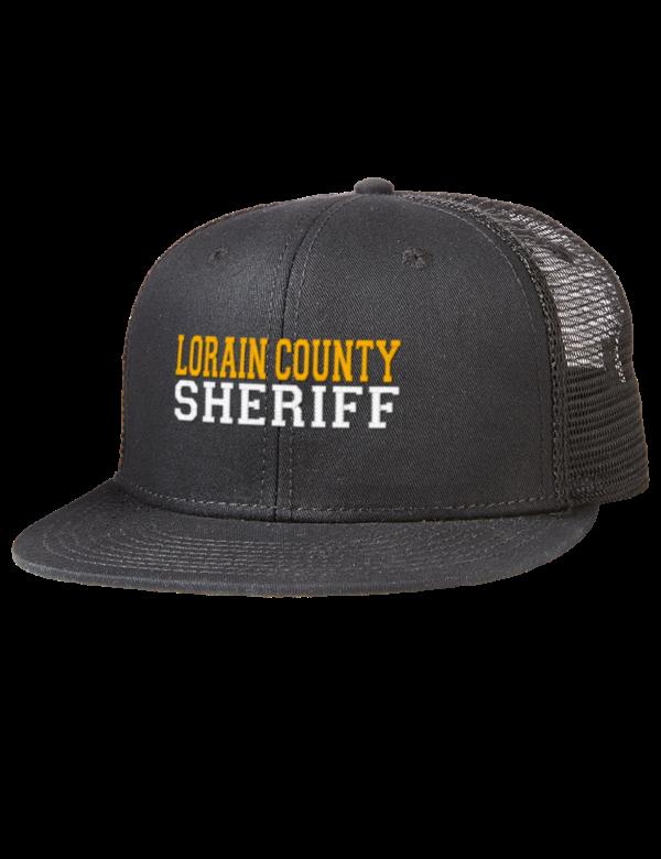 Lorain County Sheriff's Office Flat Bills