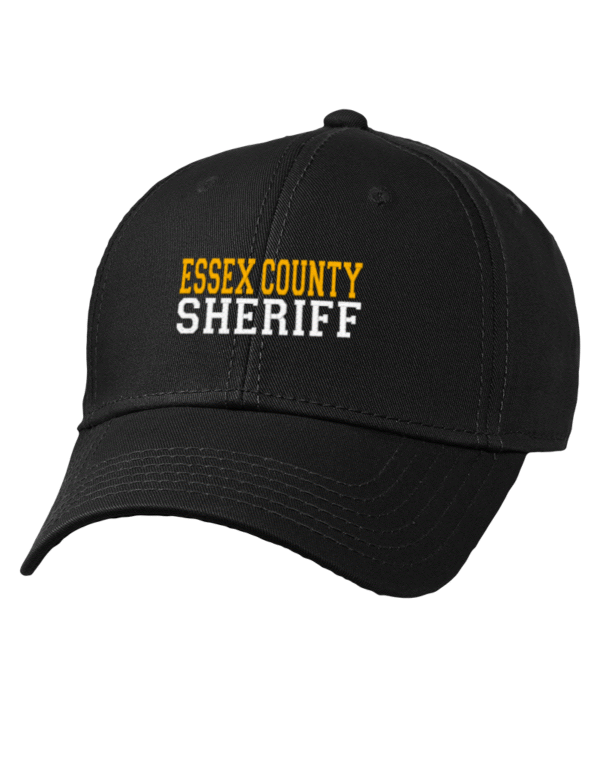 458d498a1f4d9 Essex County Sheriff s Office Sheriff Hats - Adjustable Caps