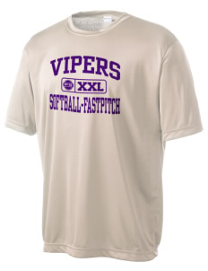 Carlyle Vipers Vipers Fastpitch Fastpitch Men's Competitor Performance T-Shirt