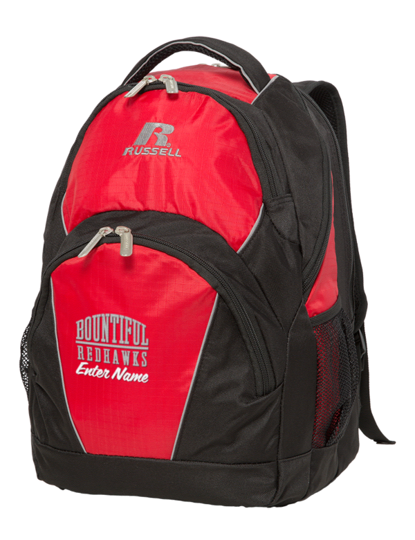Bountiful high school braves embroidered russell athletic for Bountiful storage