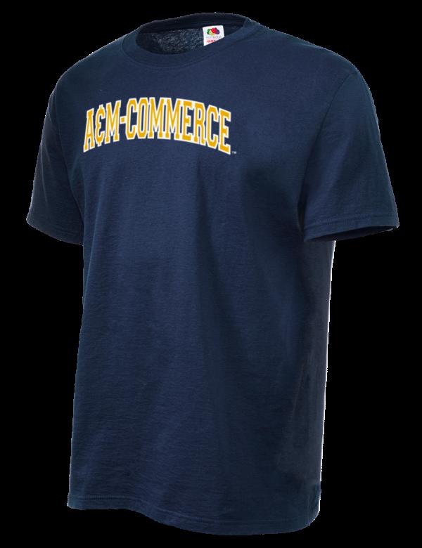 Texas a m university commerce lions men 39 s t shirts short for Texas a m golf shirt