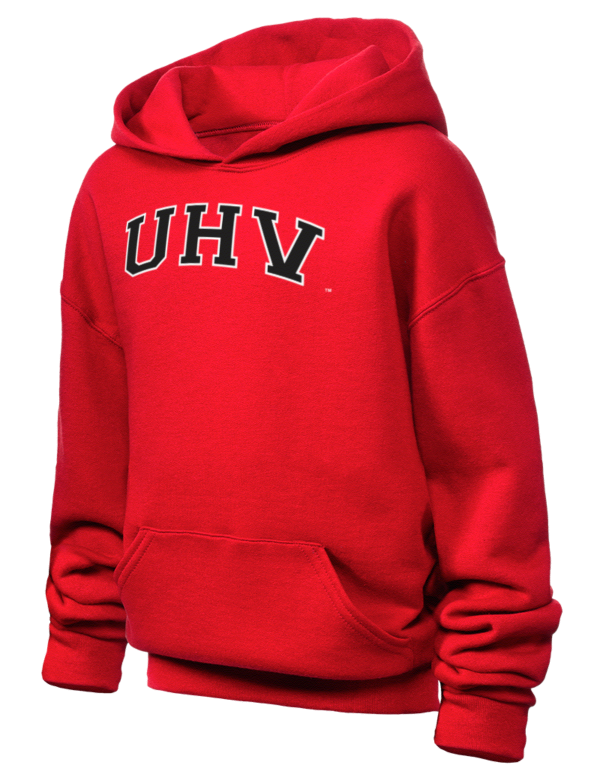 e37add78150 University of Houston-Victoria Jaguars JERZEES Youth Hooded ...