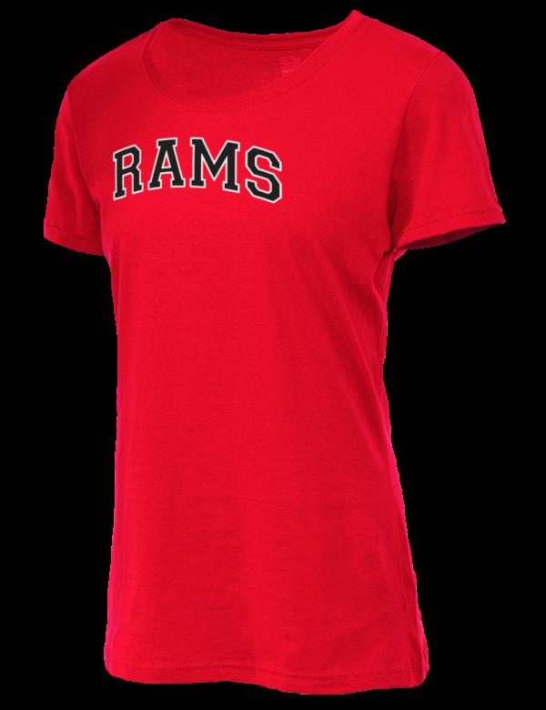 Winston-Salem State University Rams Women s Extended Size clothing 860b0840f