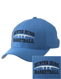 Hunter Huss High School Basketball