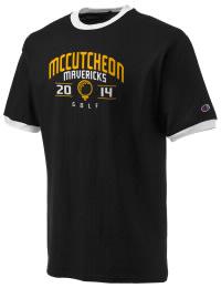 Mccutcheon High School Golf