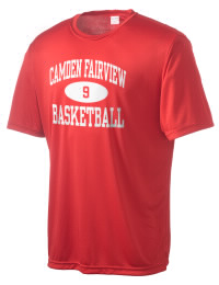 Camden Fairview High School Basketball