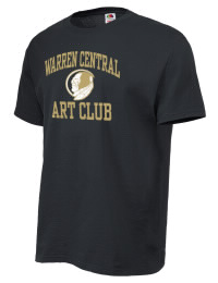 Warren Central High SchoolArt Club