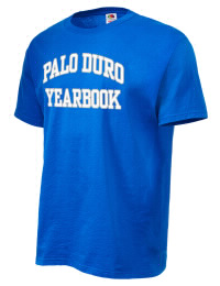 Palo Duro High SchoolYearbook