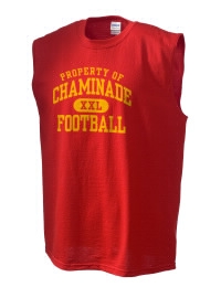 The perfect in-between custom Chaminade High School Flyers sleeveless crewneck T-Shirt.  The Chaminade High School Flyers sleeveless tee is preshrunk with double-needle stitching on neck, and hemmed armholes.  Ash color is 99% cotton, 1% polyester.  Sport Grey is 90% cotton, 10% polyester.