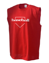 The perfect in-between custom Forbush High School Falcons sleeveless crewneck T-Shirt.  The Forbush High School Falcons sleeveless tee is preshrunk with double-needle stitching on neck, and hemmed armholes.  Ash color is 99% cotton, 1% polyester.  Sport Grey is 90% cotton, 10% polyester.
