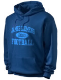 James Clemens High School hooded sweatshirt.