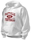 Prattville High School hooded sweatshirt.