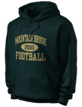 Mountain Brook High School hooded sweatshirt.