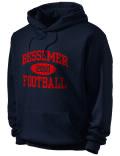 Bessemer Academy High School hooded sweatshirt.