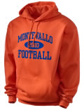 Montevallo High School hooded sweatshirt.