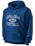 Appalachian High School hooded sweatshirt.